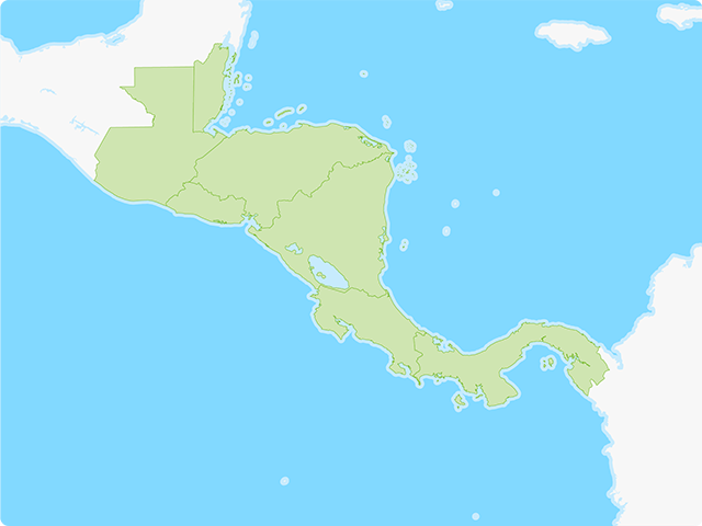 Central America Map Quiz Game   Free Study Maps on south america map quiz, north america map quiz, central america map fill in, united states quiz, central and south america map with capitals, central europe quiz,